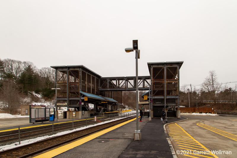 Ashland station