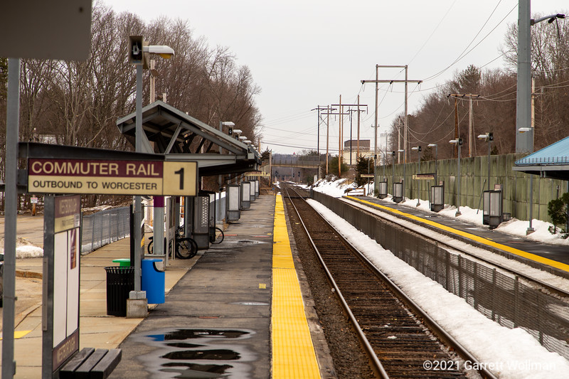 Westborough station