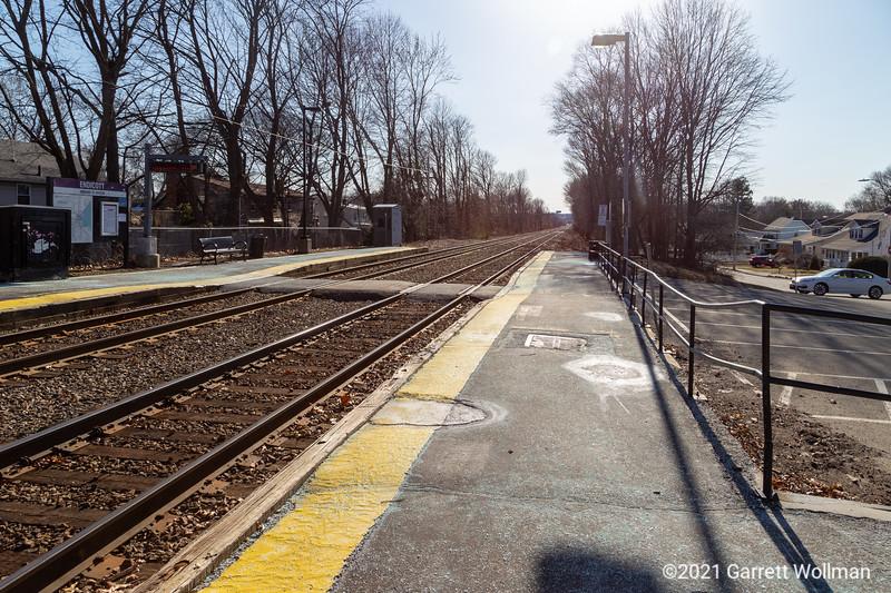 Endicott station