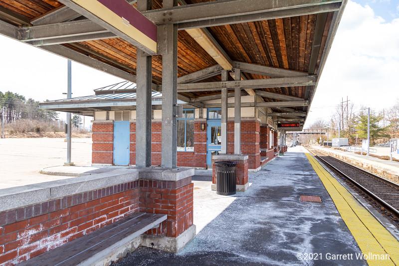 Forge Park/495 station
