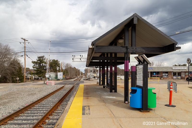 Norfolk station