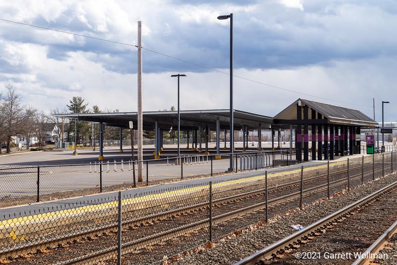 Norwood Central station