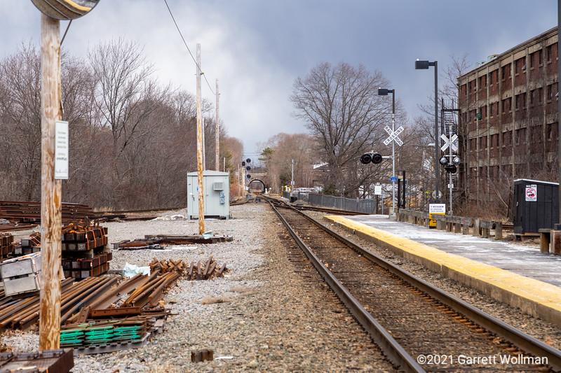 Walpole station