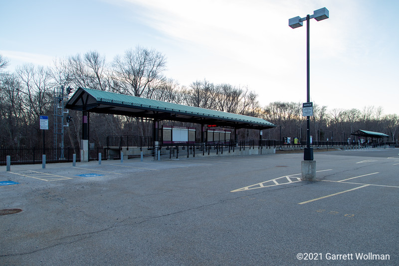 North Scituate station