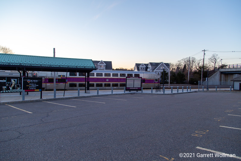 Greenbush station