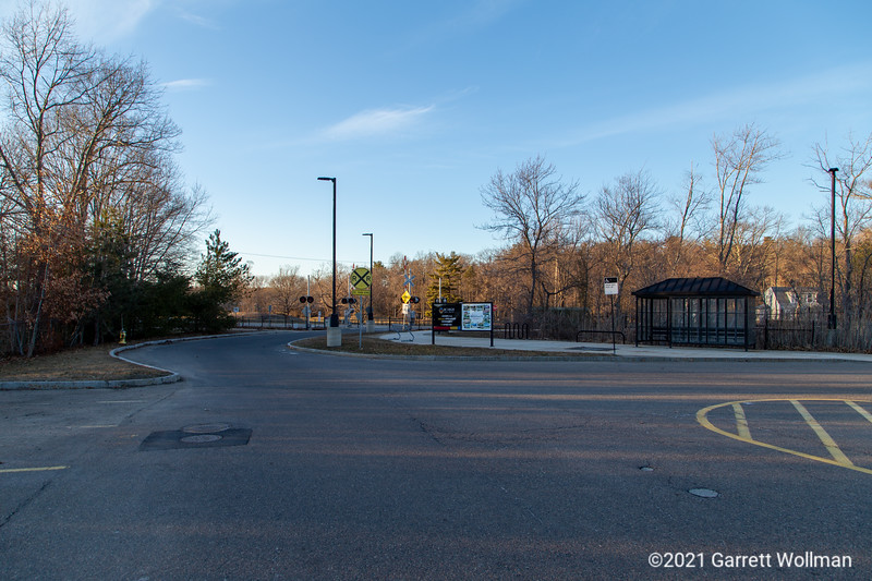Cohasset station