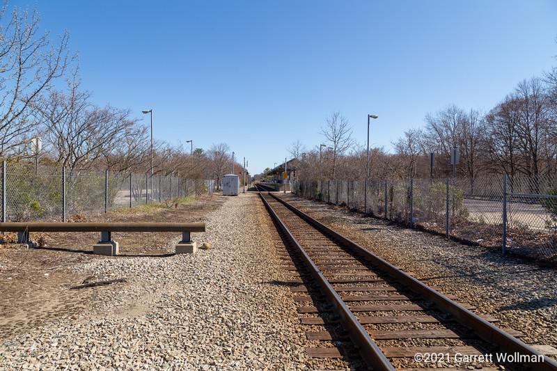 Whitman station