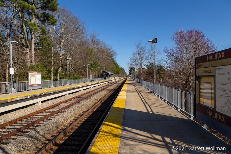 Halifax station