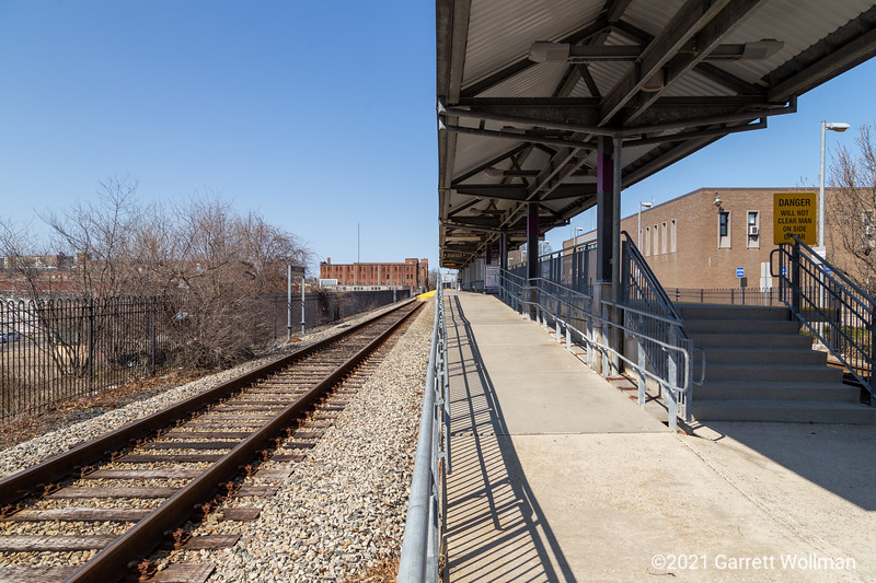 Brockton station