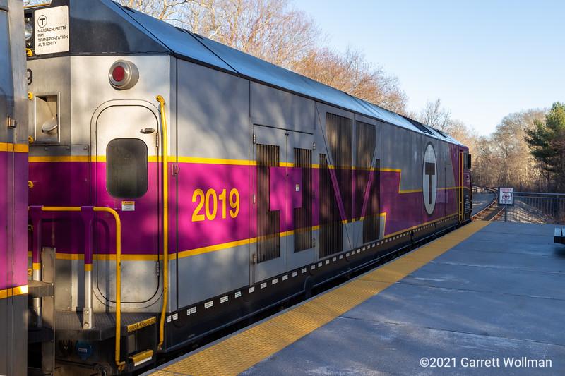 Middleboro/Lakeville station