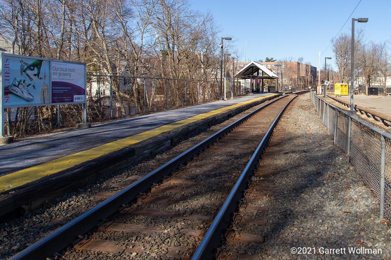 West Roxbury station