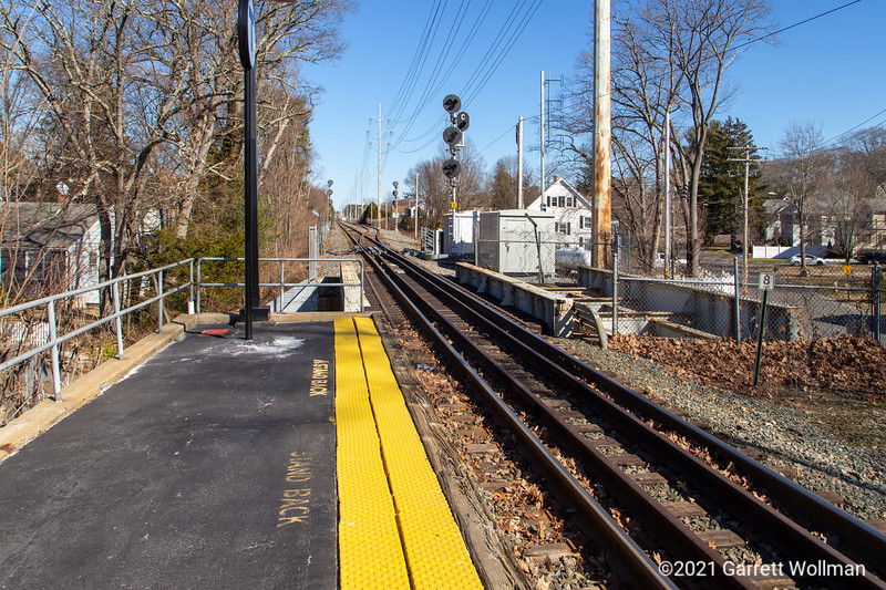 Needham Junction station