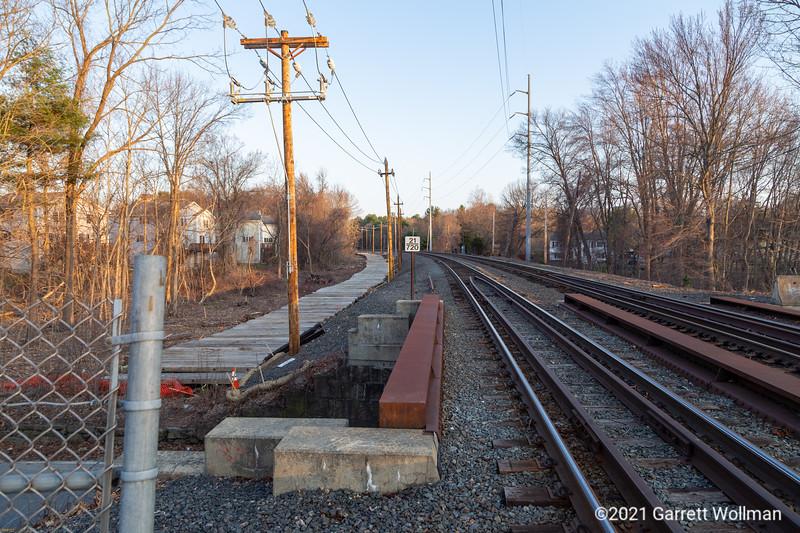 North Billerica station