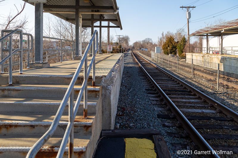 Mishawum station