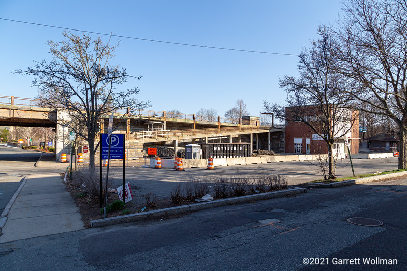 Winchester Center station