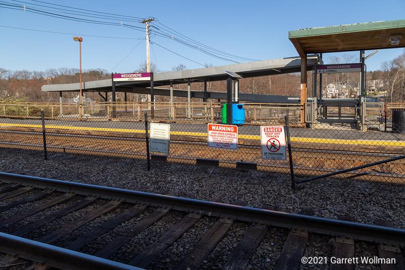 Wedgemere station