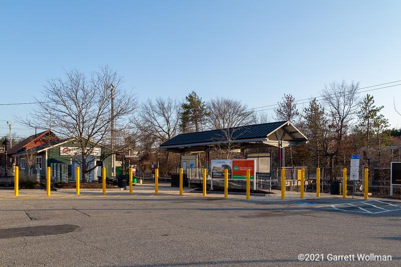 Wilmington station