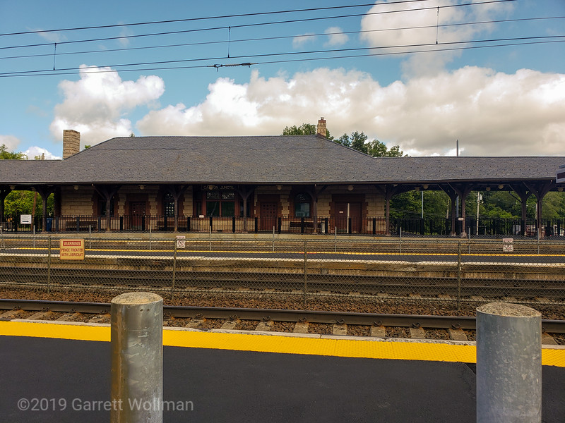Canton Junction station