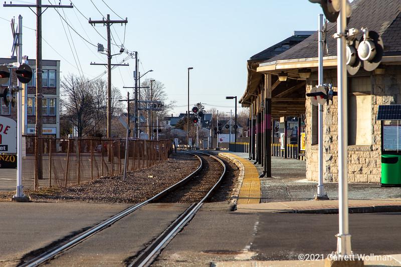 Stoughton station