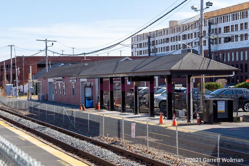 Wakefield station
