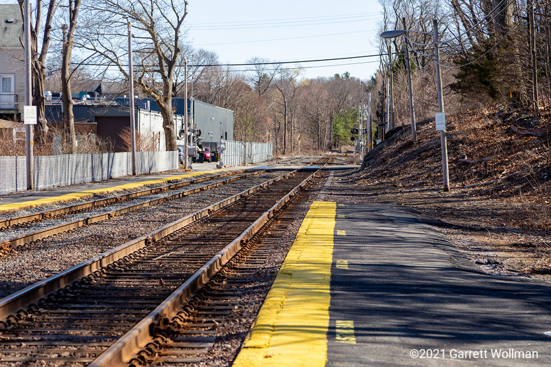 Greenwood station