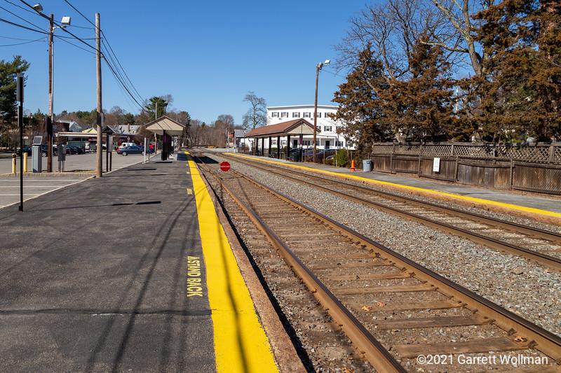 Melrose/Cedar Park station