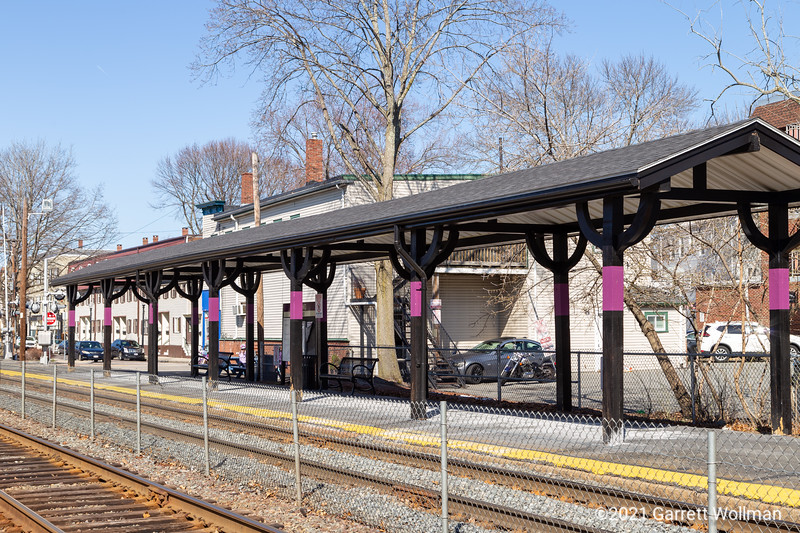 Wyoming Hill station