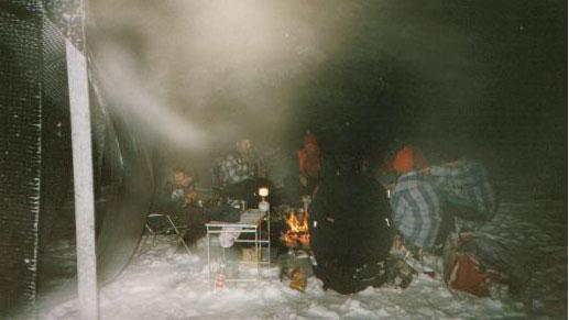 Icebeerrally 1998 Warmin' up 2