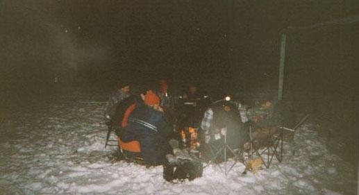 Icebeerrally 1998 Warmin' up