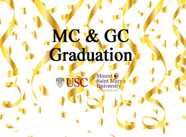 MC + GC Graduation Party 2018