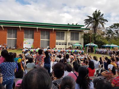 UPIS Field Demo 2018