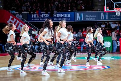 Basketball Euroleague: FC Bayern München Basketball - AX Armani Exchange Olimpia Milan