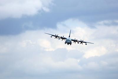 C-130 Hercules, Marine Corps Air Station Miramar, California