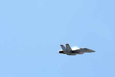 F/A-18 Super Hornet, Supersonic, Marine Corps Air Station Miramar, California
