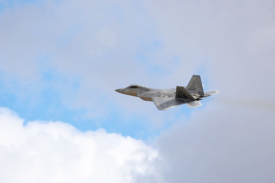 F-22 Raptor, Marine Corps Air Station Miramar, California