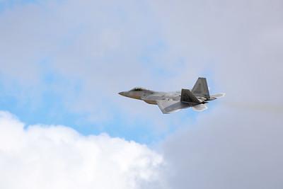 F-22 Raptor, Marine Corps Air Station Miramar, California