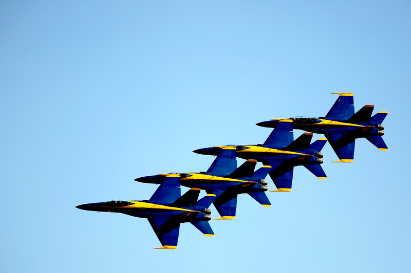 Blue Angels, Marine Corps Air Station Miramar, California