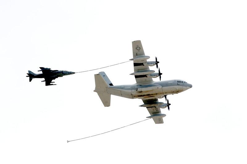 F-4, C-130 Hercules, Marine Corps Air Station Miramar, California