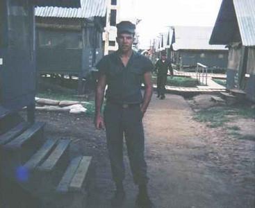 Ed Kitner-Da Nang 1966