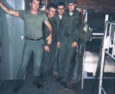 MCB-10 security squad-Da Nang 1966