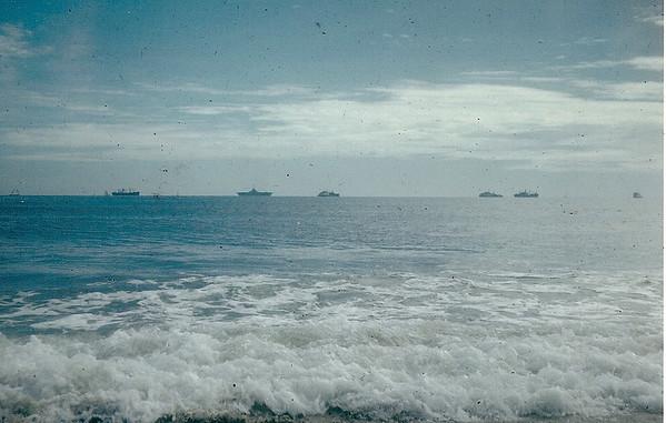 Chu Lai Landing - '65