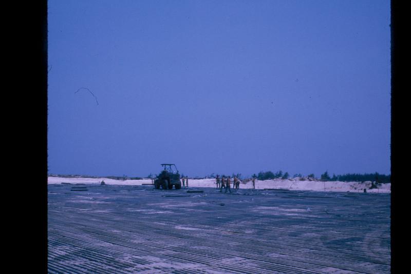 Aircraft Landing Matting Crew