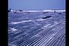 New steel matting airstrip