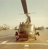Camp Evans Helo Base - '68.