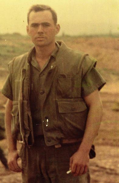 John R O'Brien, BU-2 at C-2, near Cam Lo w/o of Dong Ha - MCB-10 Detail Inida, '68