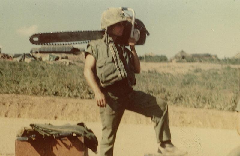 A well-prepared Seabee