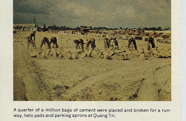John R O'Brien - Quang Tri Tent City And Air Strip - '68