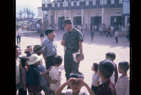 An Thi Catholic School Chaplain Saygers-1966
