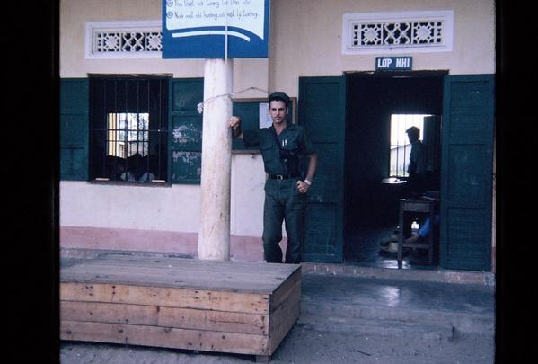 An Thi Catholic School Priest-1966