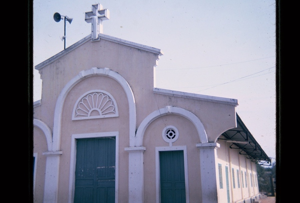 An Thi Catholic Church-1966